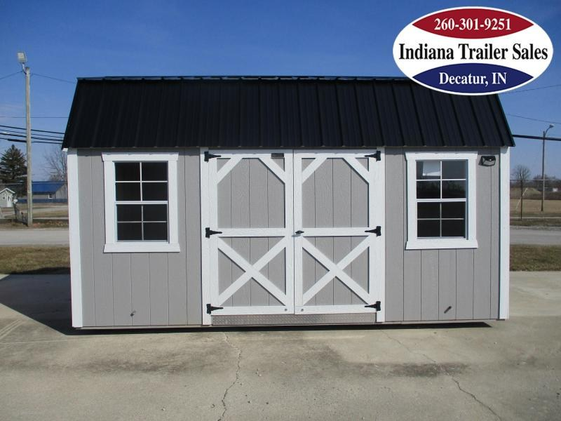 2021 Sheds Direct 10x16 Painted Smart Barn Barn - The Kennedy