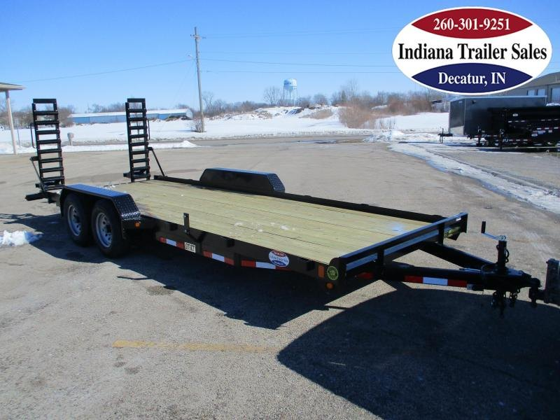 2021 Gatormade Trailers 82x20 GT-XT Equipment Trailer