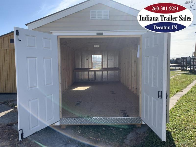 2019 Sheds Direct - Vinyl Standard Vinyl Building 10x20 - IN22032219
