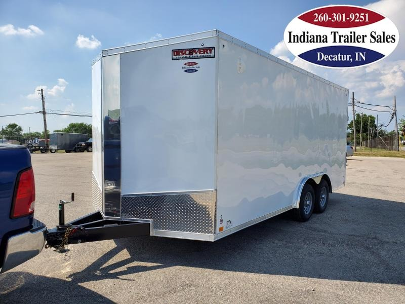 2021 Discovery Trailers 8.5x18 DCH8.518TA3 Enclosed Cargo Trailer