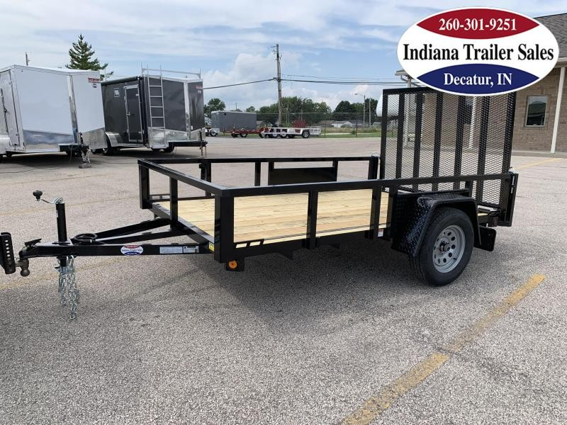 2021 Quality Steel and Aluminum 6x10 - 7410AN3.5KSA Utility Trailer
