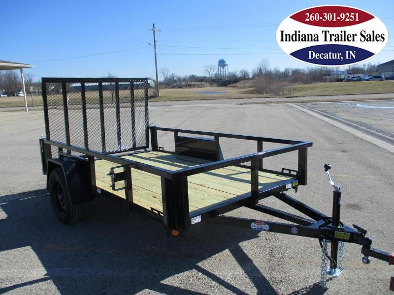 2022 Quality Steel and Aluminum 6x10 - 7410AN3.5KSA Utility Trailer