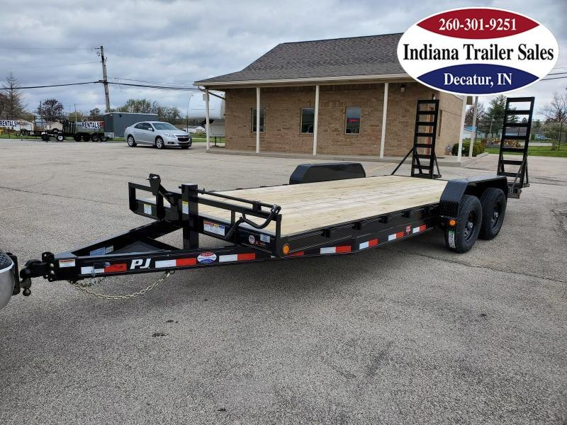 2020 PJ Trailers 83x20 CE202 Car / Racing Trailer