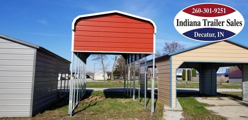 2020 American Steel Carports RV Garage/Carport