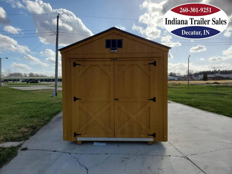 2020 Sheds Direct 8x12 Smart Shed - The Cleveland