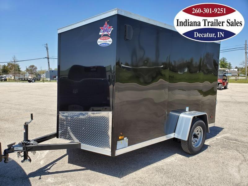 2020 US Cargo 6x10 ULAFTX610SA Enclosed Cargo Trailer