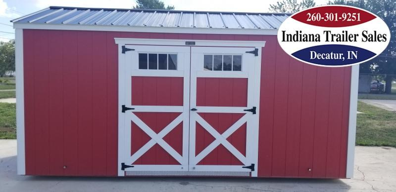 2020 Sheds Direct 8x16 Painted Smart Shed