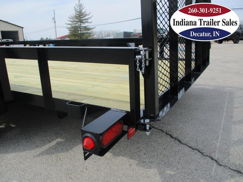 2021 Gatormade Trailers 82x16ft Utility Trailer