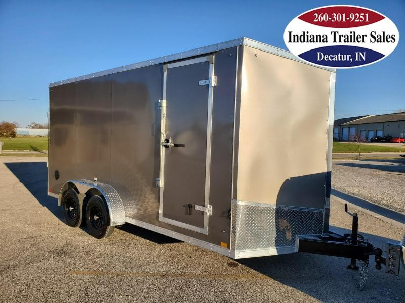 2021 Discovery Trailers 7x16 DRSE716TA2 Enclosed Cargo Trailer