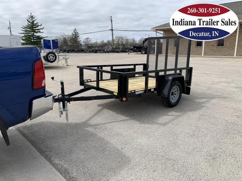 2021 Quality Steel and Aluminum 5x8 - 628AN3.5KSA Utility Trailer