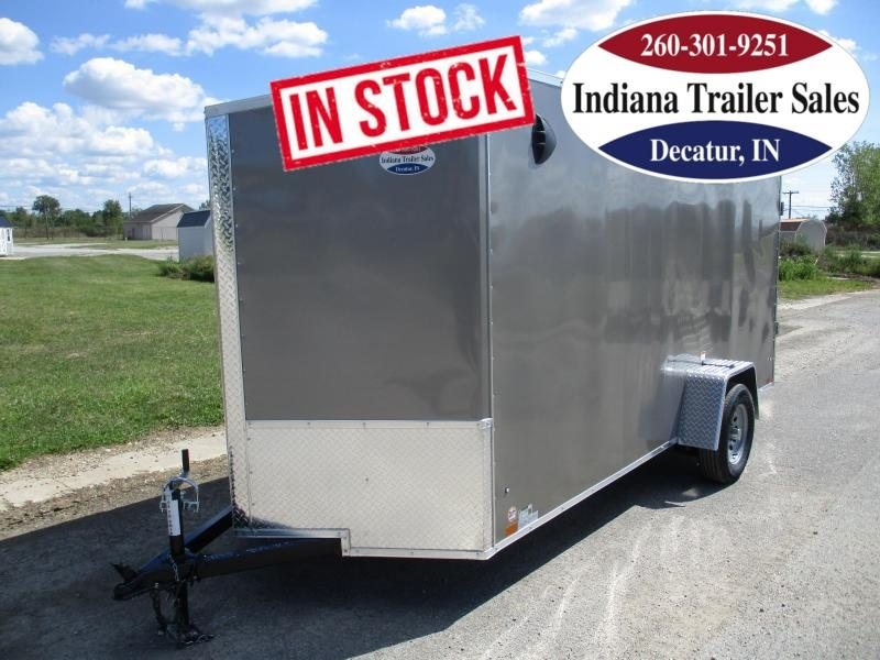 2022 Discovery Trailers 6x14 DRSE614SA Enclosed Cargo Trailer