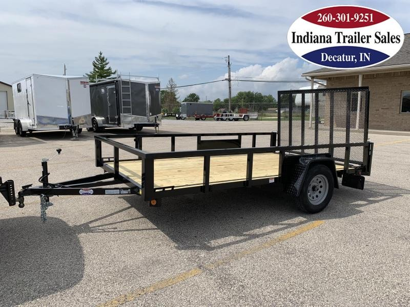 2021 Quality Steel and Aluminum 82x12 - 8212AN3.5KSA Utility Trailer
