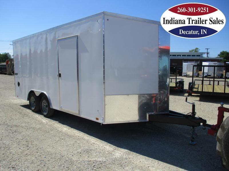 2022 Pace American 8.5x18 PSABC8.5X18TE2FF Enclosed Cargo Trailer