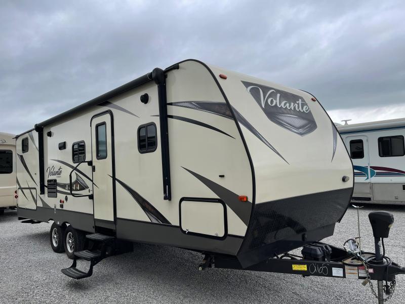 2018 Crossroads Volante VL27BK Travel Trailer RV
