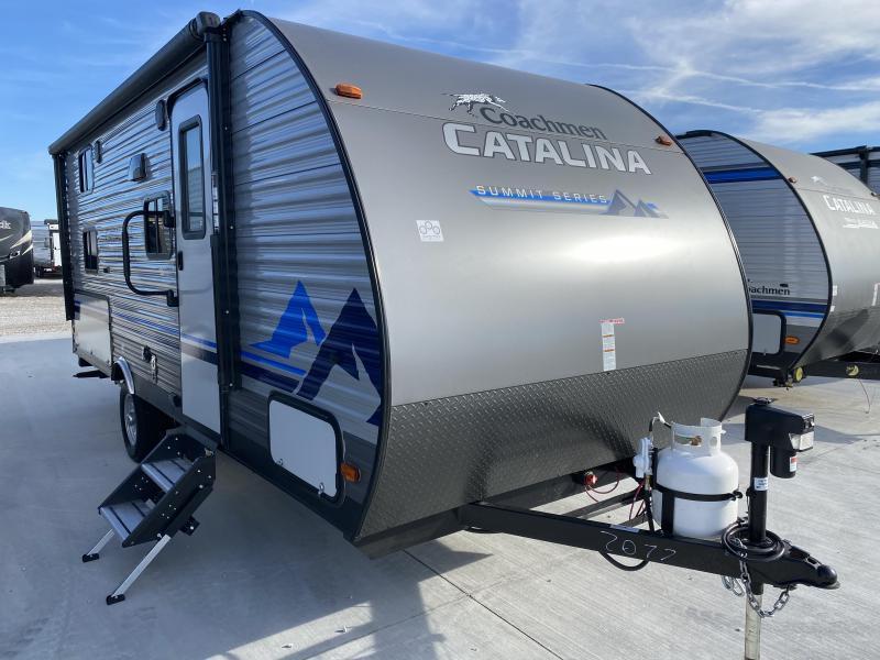 2021 Coachmen Catalina 184BHS Travel Trailer RV