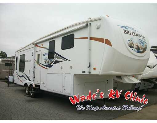 2009 HEARTLAND BIG COUNTRY 3250TS