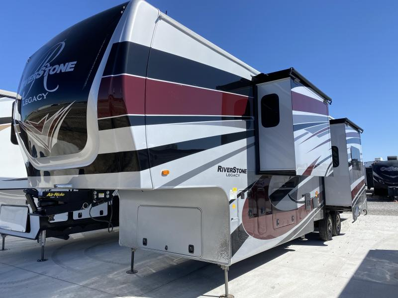2021 Forest River River Stone 39RKFB Fifth Wheel Campers RV