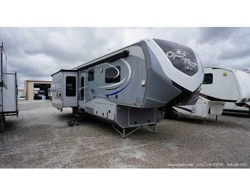 2015 Highland Ridge RV Open Range 3X 378RLS
