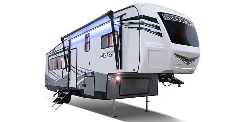 2021 Forest River Impression 290VB Fifth Wheel RV
