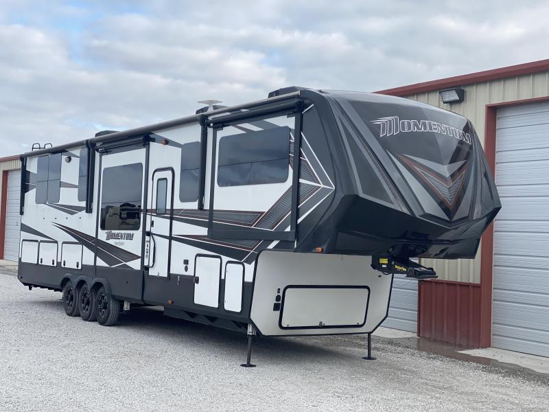 2018 Grand Design RV Momentum 376THS Fifth Wheel Toy Hauler RV
