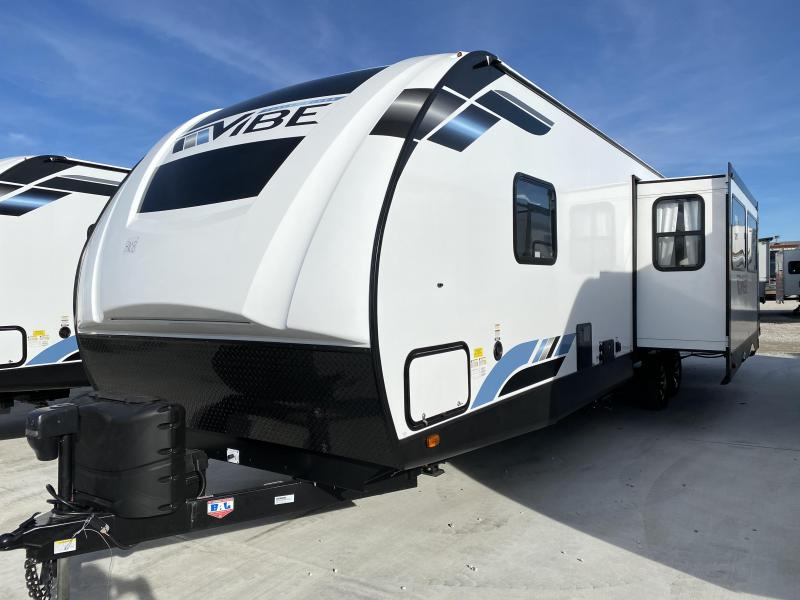 2021 Forest River Vibe 34BH Travel Trailer RV