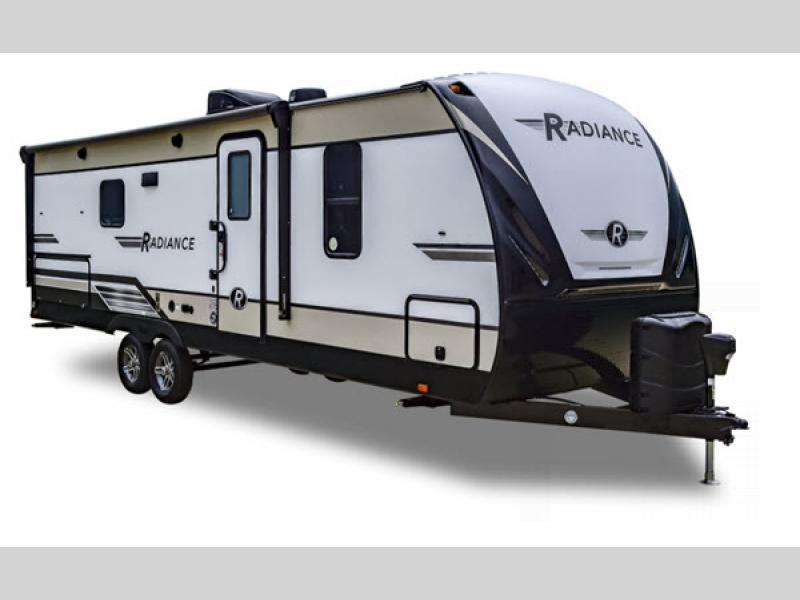 2021 Cruiser Radiance 32BH Travel Trailer RV
