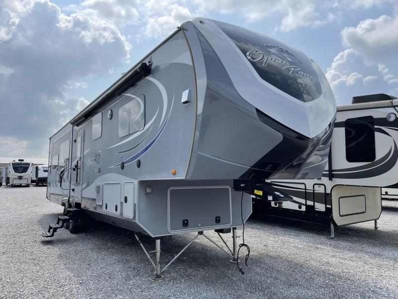 2015  Open Range 379RLS Fifth Wheel Campers RV