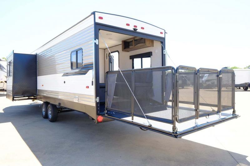 2021 Dutchmen Aspen Trail 3250THS Toy Hauler RV