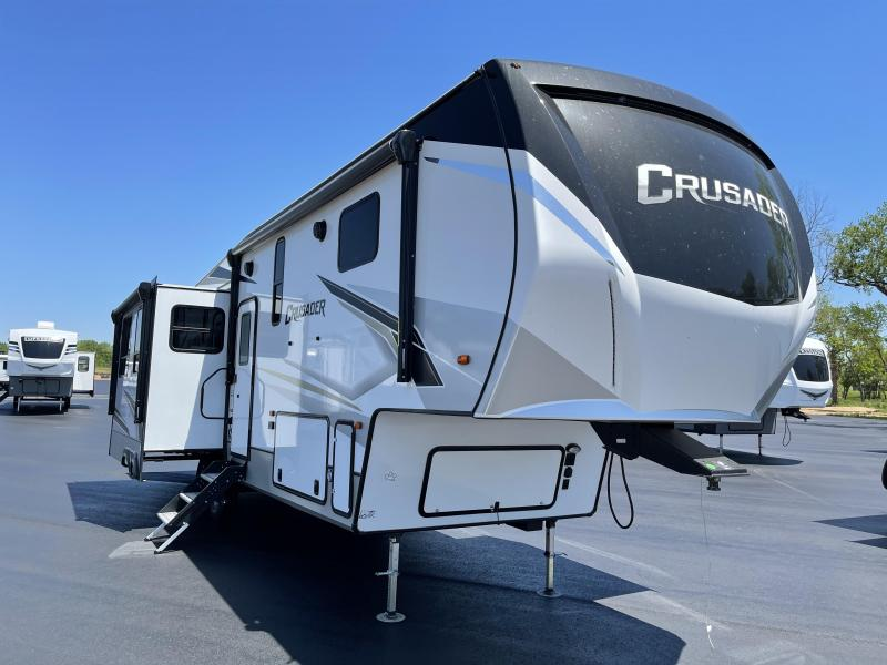 2021 Forest River Crusader 335RLP Fifth Wheel Campers RV