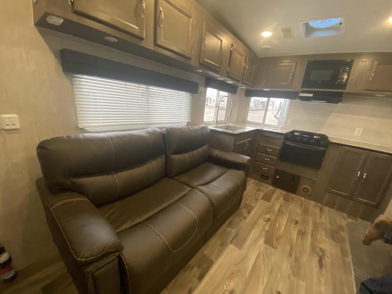 2021 Allen Camper Mfg Idle-Time 255RKS Fifth Wheel Campers RV