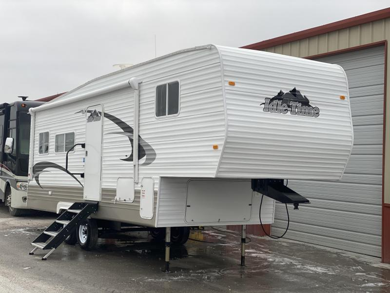 2021 Allen Camper Mfg Idle-Time 255RKS Fifth Wheel Campers RV