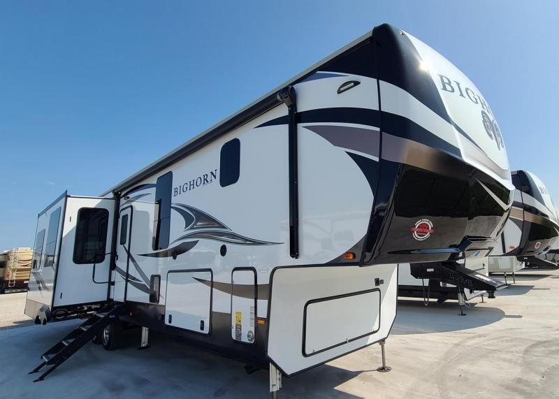 2021 Heartland Bighorn 3870FB Fifth Wheel Campers RV