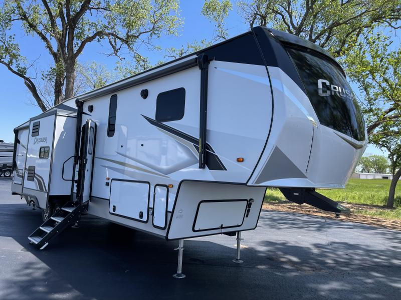 2021 Forest River Crusader 395BHL Fifth Wheel Campers RV
