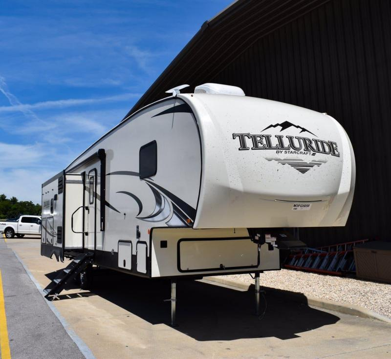 2021 Starcraft Telluride 338MBH Fifth Wheel Campers RV