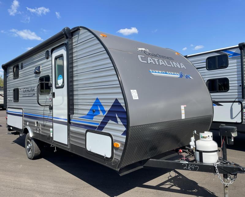 2021 Coachmen Catalina Summit Series 7 184BHS Travel Trailer RV