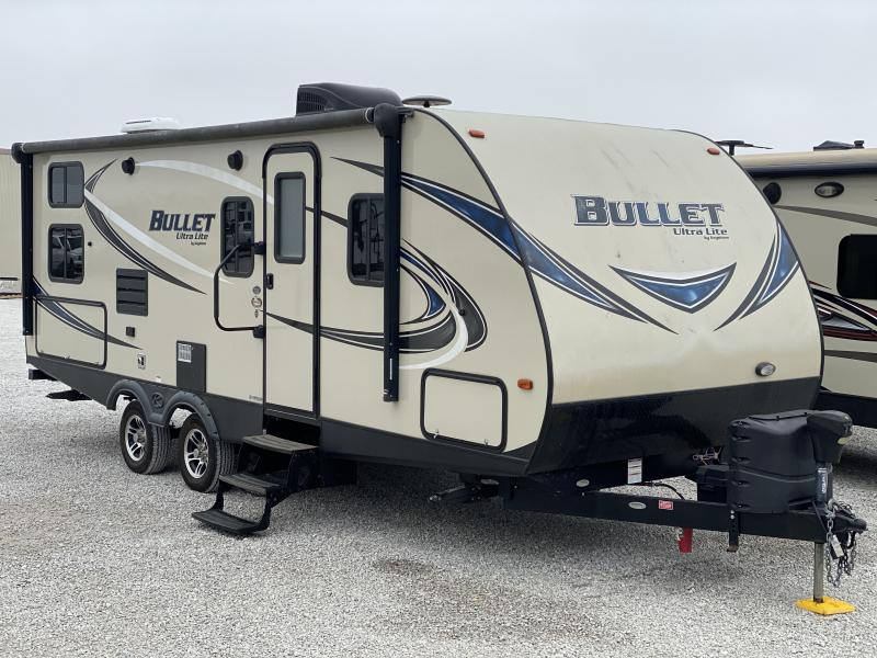 2017 Keystone RV Bullet 243BHS Travel Trailer RV