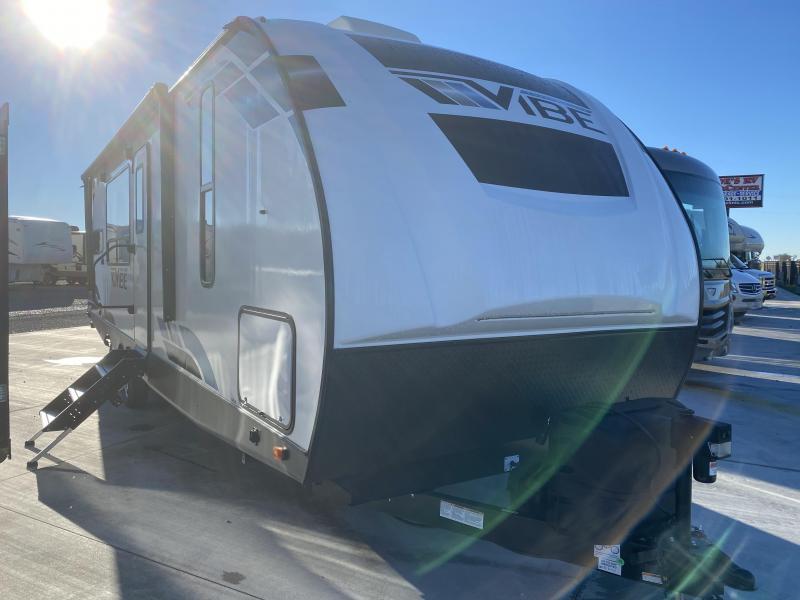 2021 Forest River Vibe 26RK Travel Trailer RV