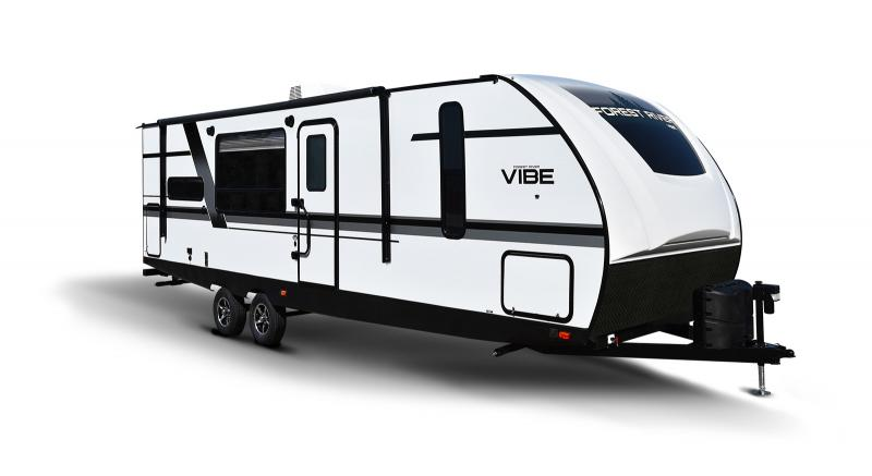 2021 Forest River Vibe 26RK Travel Trailer RV