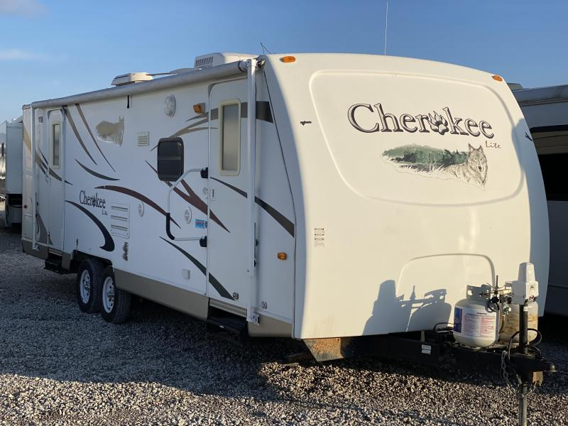2008 Forest River Cherokee 27T Travel Trailer RV
