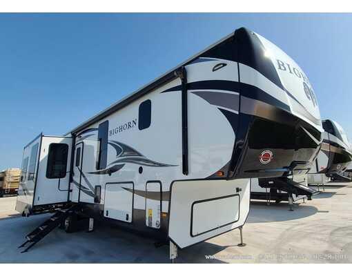 2021 Heartland Bighorn 3870FB Fifth Wheel
