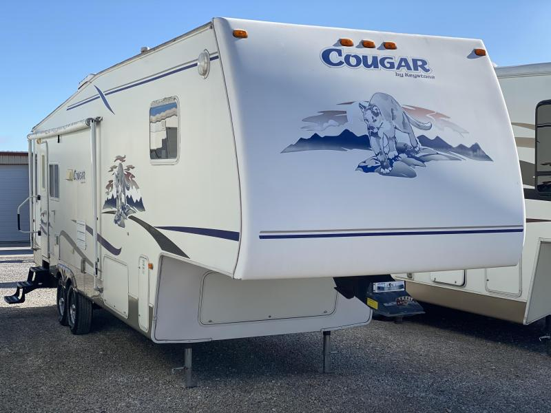2005 Keystone RV Cougar 295EFS Fifth Wheel Campers RV