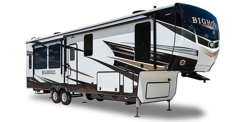 2021 Heartland Bighorn 3950FL Fifth Wheel Campers RV
