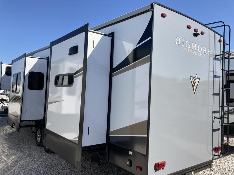 2021 Heartland Bighorn Traveler 39RK Fifth Wheel Campers RV