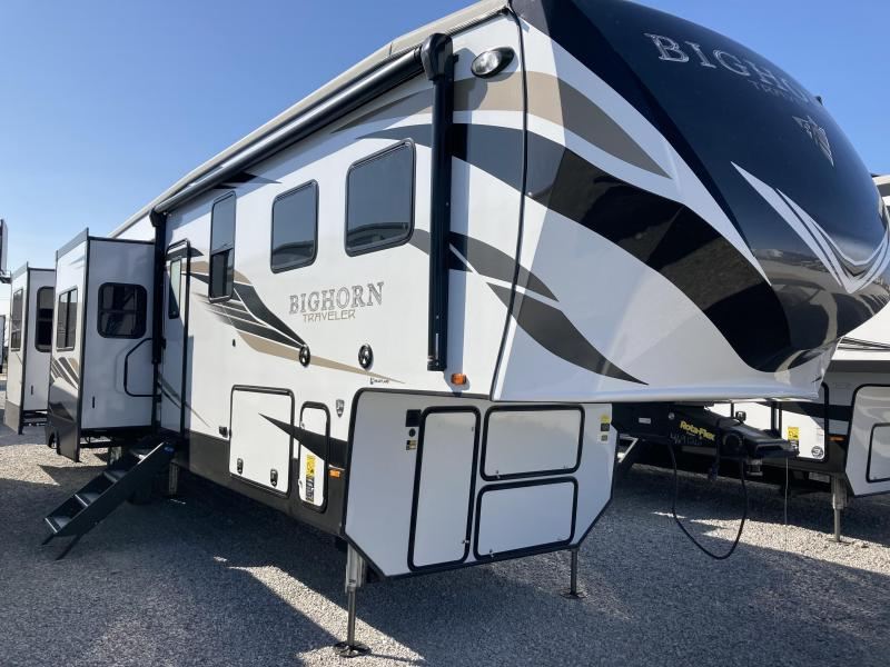 2021 Heartland Bighorn Traveler 39RK Fifth Wheel Campers RV