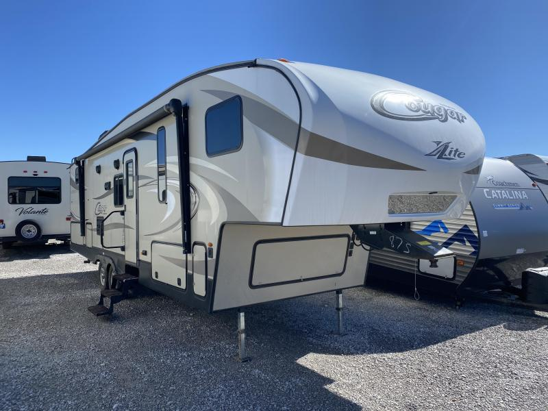 2017 Keystone RV Cougar 28RDB Fifth Wheel Campers RV