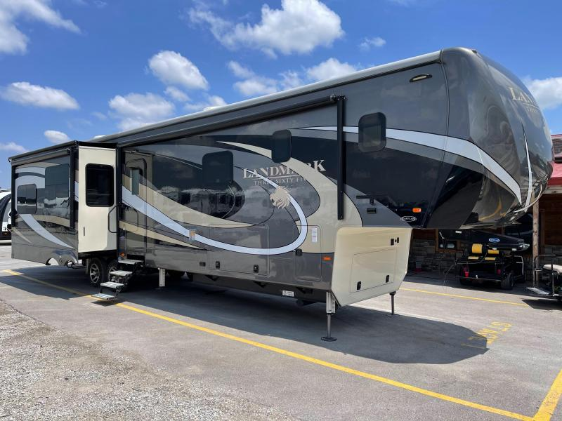 2017 Heartland RV Landmark newport Fifth Wheel Campers RV