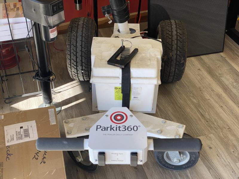 2021 Park It 360 Transformer ISC G