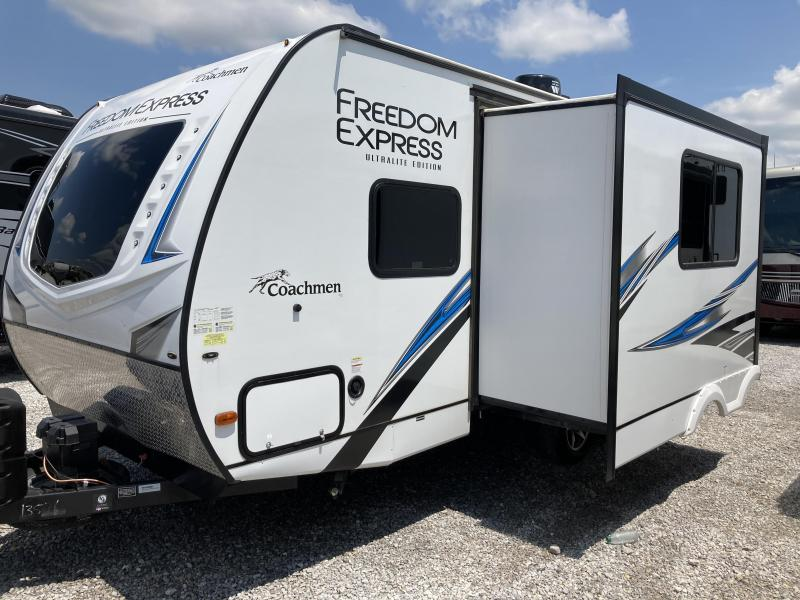 2021 Coachmen Freedom Express Ultra Lite 238BHS Travel Trailer RV