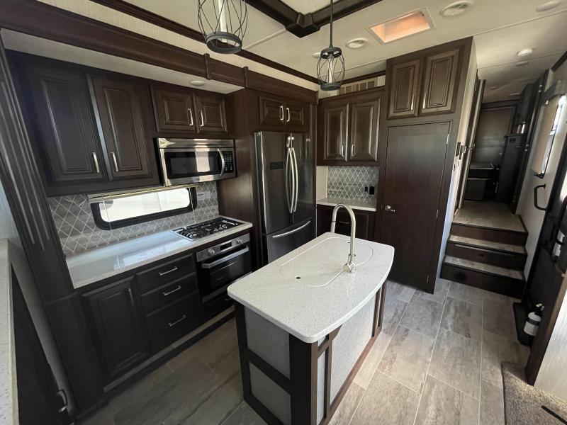 2020 Heartland Bighorn 3985RRD Fifth Wheel Campers RV