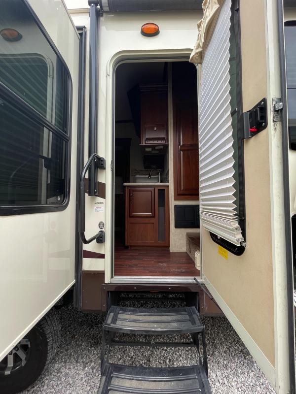2013 Palimono Columbus 320RS Fifth Wheel Campers RV